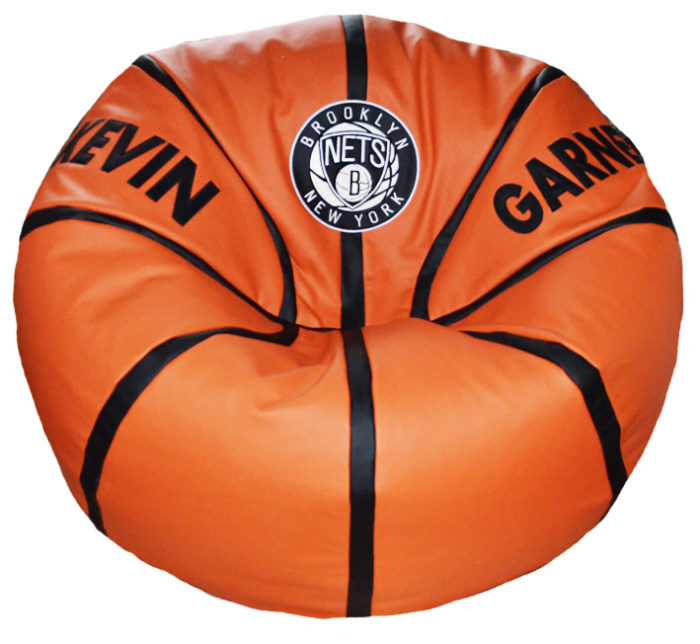 баскетбольный мяч пуф