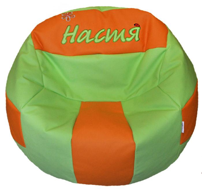 пуф мяч волейбол