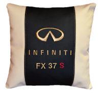 подушка с логотипом инфинити