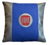 подушка с логотипом фиат