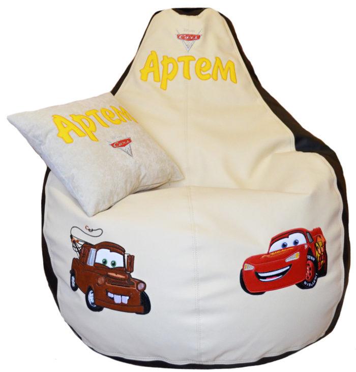 крісло-мішок для дітей