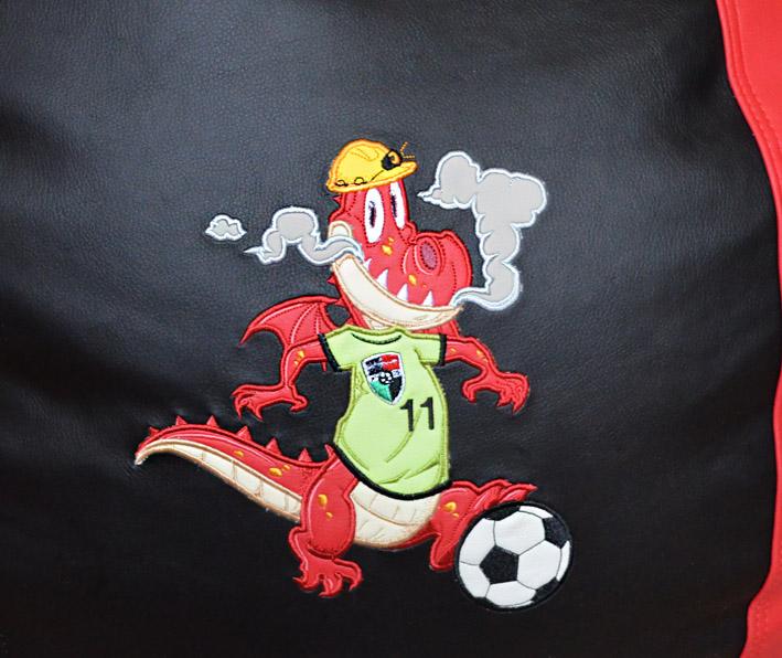 динозавр кресло-груша