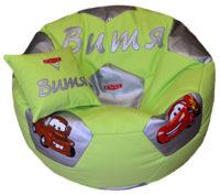 детское кресло мяч