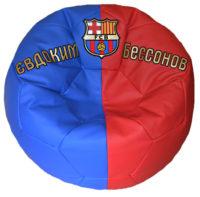 пуф с логотипом барселона