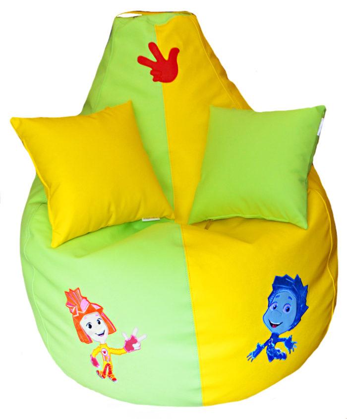 Подарок ребенку кресло