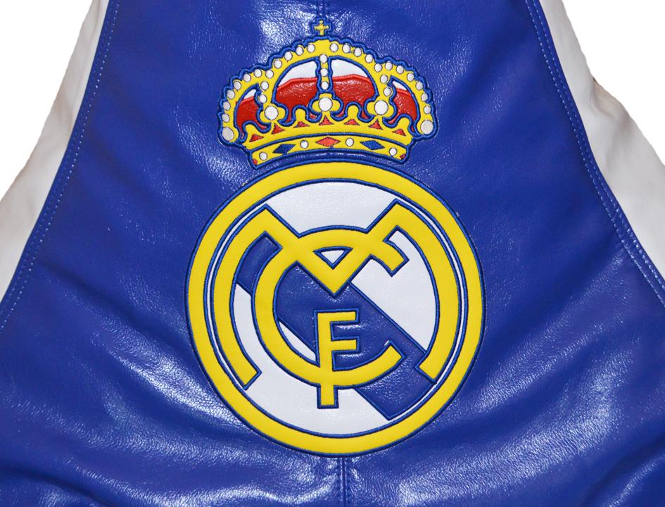 Реал Мадрид вышивка логотипа
