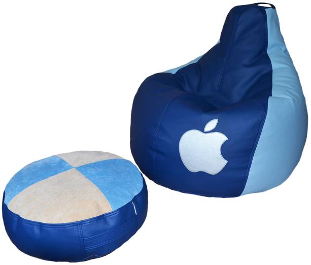 пуфы бескаркасные кресло