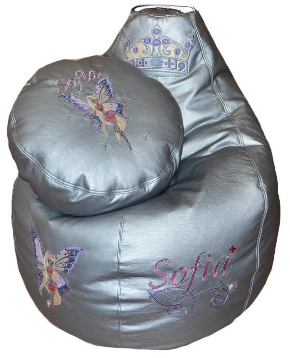 кресло-груша мешок пуф