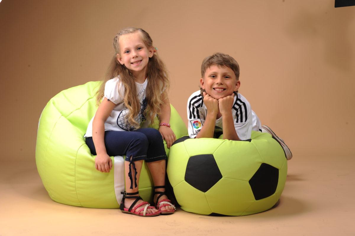 бескаркасная мебель кресло мяч