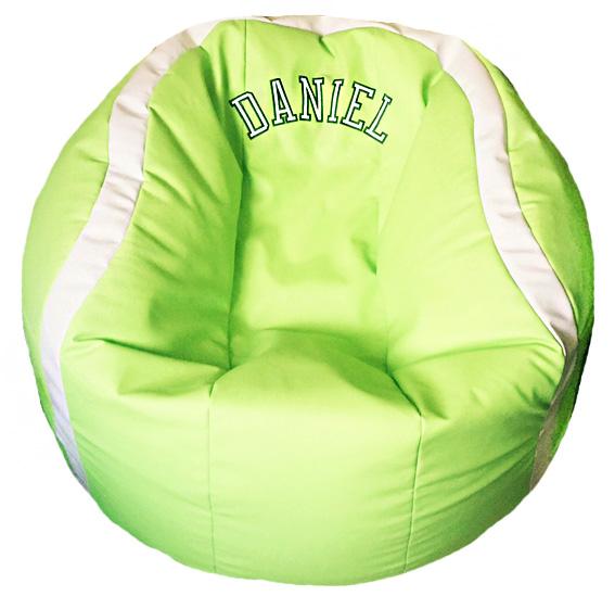 пуф теннисный мяч