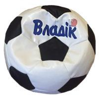футбольный мяч кресло пуф