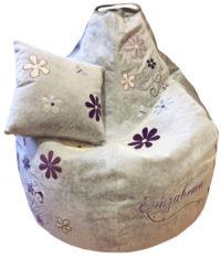 кресло груша подушка