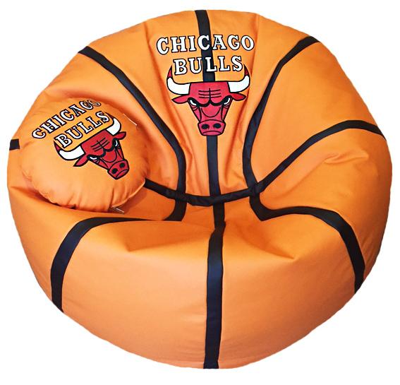 чикаго булс кресло-мяч баскетбол