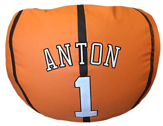 баскетбольный мяч кресло