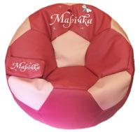 кресло пуф футбольный мяч