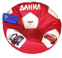 кресло бескаркасное мягкое в виде мяча