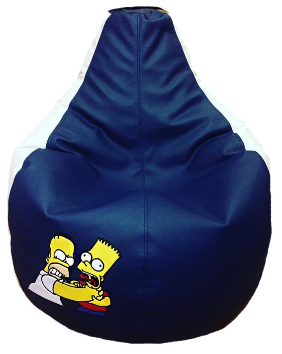 кресло груша симпсоны