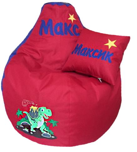 кресло мешок груша пуф для ребенка