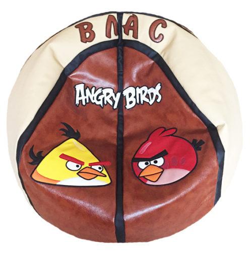 кресло мешок пуф баскетбольный мяч