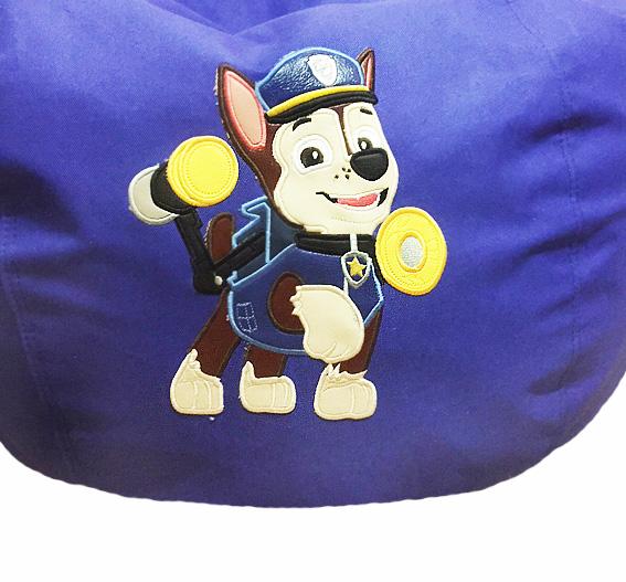 щенячий патруль кресло-мешок