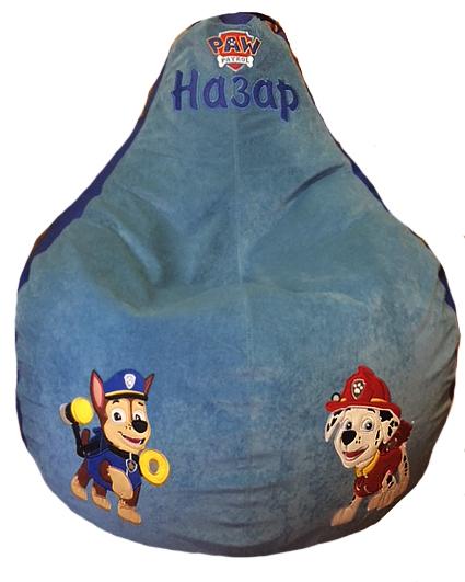 щенячий патруль кресло пуф для ребенка