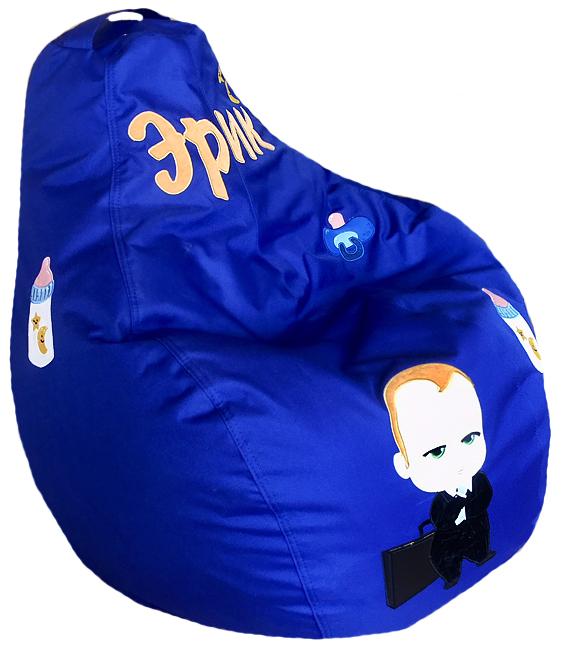 крісло-пуф для дитини