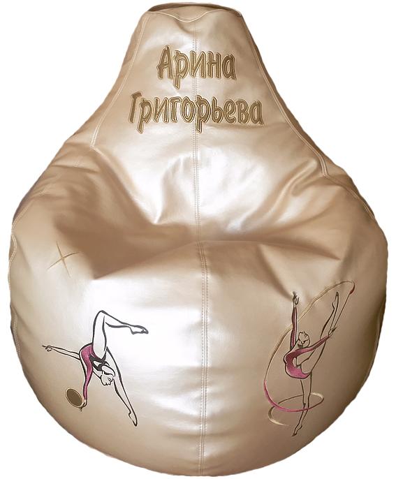 подарунок гімнастка пуф