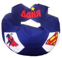 супермен кресло мяч для ребенка