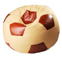футбольный мяч пуф