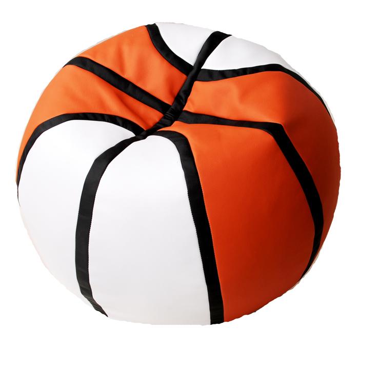 баскетбольный мяч пуфики