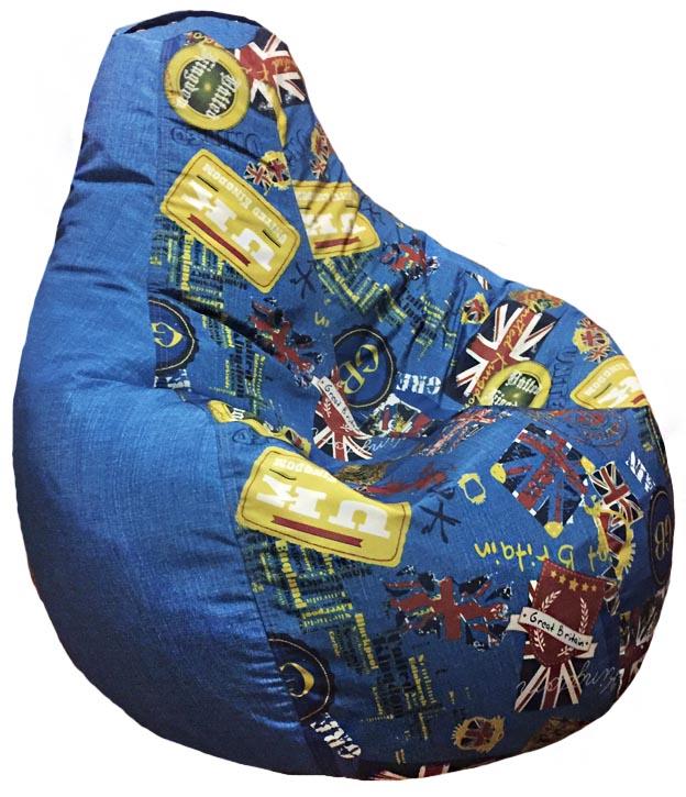 бескаркасная мебель кресло мешок