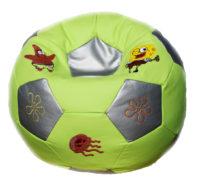 бескаркасное кресло мяч пуфик