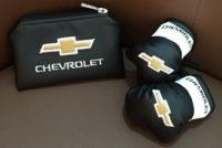 боксерские перчатки и ключница шевроле