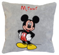 микки маус подушка