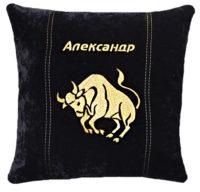 сувенирная подушка