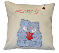 подушка для любимого