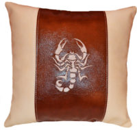 подушка для скорпиона