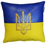 флаг Украины подушка