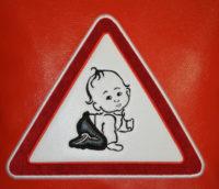 подушка ребенок в машине