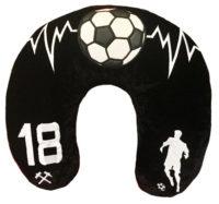 подголовник с логотипом
