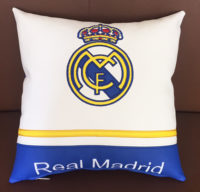 реал мадрид подушка сувенирная