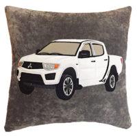 подарок в машину, сувениры, подушка с машиной