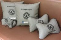 подушки в машину, автоаксессуары WV