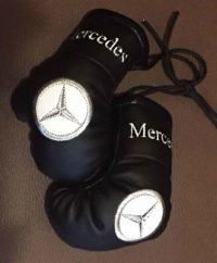 боксерские перчатки мерседес