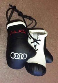 боксерские перчатки ауди сувенир