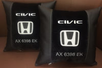 атомобильные подушки с логотипом хонда, honda