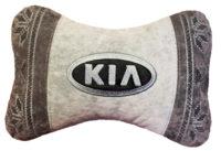 подушка с логотипом киа