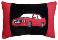 автомобильная подушка с номерами
