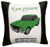 автоаксессуары подушка