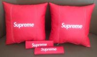 подушки с логотипом